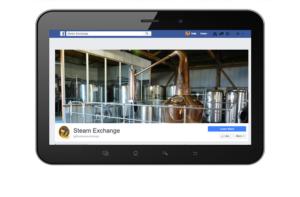Steam Exchange Facebook