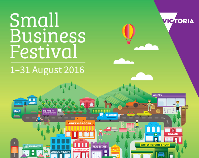 Small Business Festival Program 2016